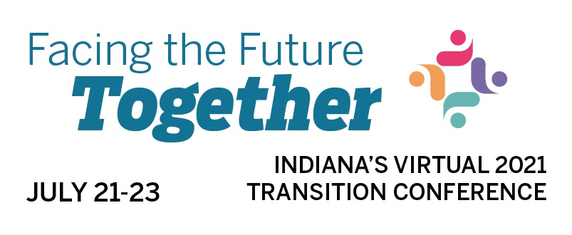 logo: Facing the Future Together July 21-23.